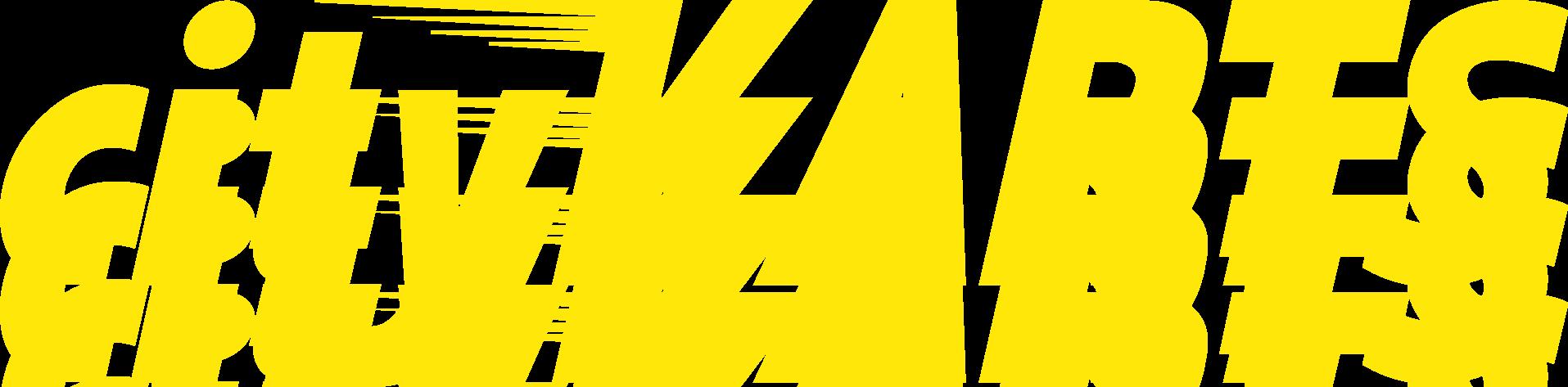 cityKARTS Logo Schrift