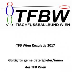 TFBW Regulativ 2017