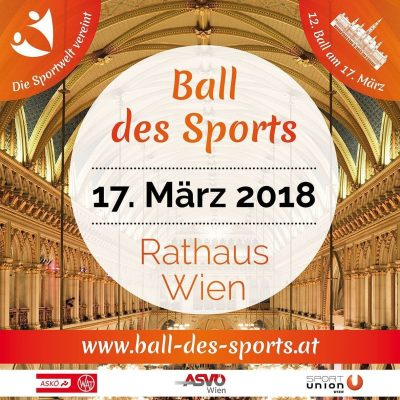 Ball des Sports 2018